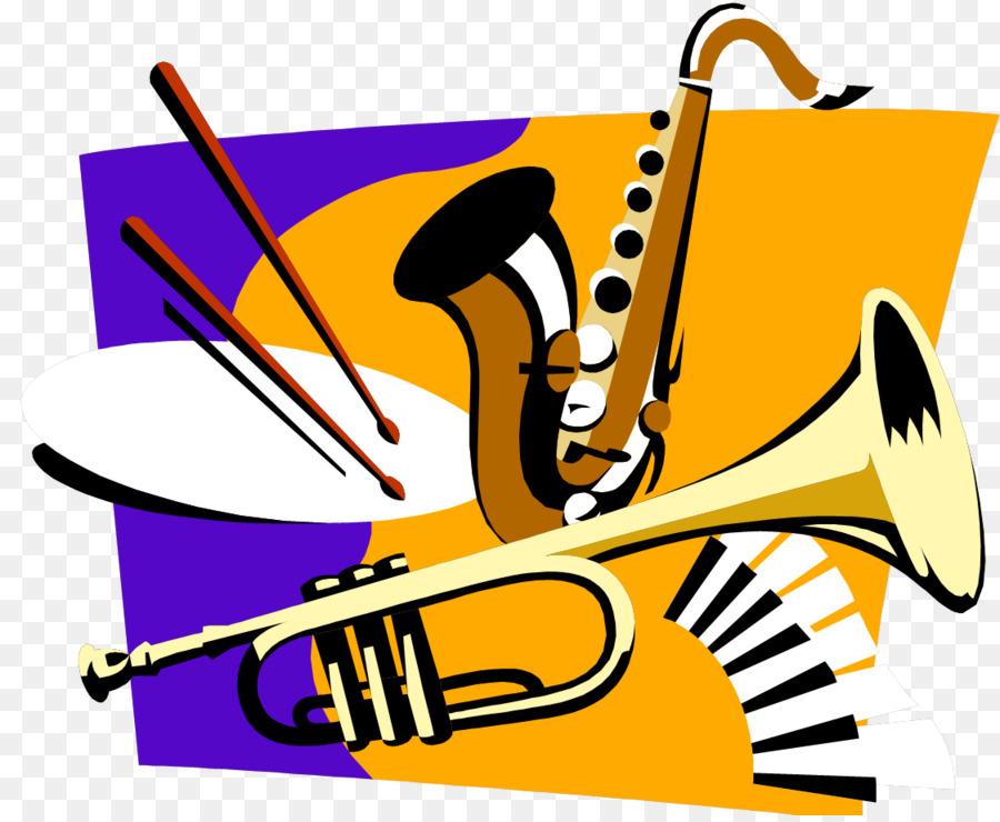 Band clipart music ensemble. Musical big concert school