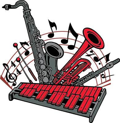 th and grade. Band clipart music student
