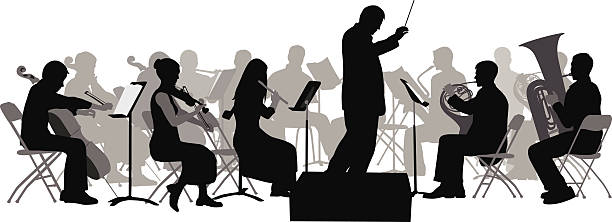 Don t get in. Band clipart music student