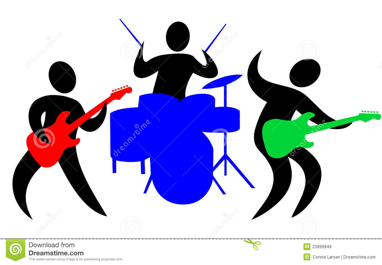 Free incep imagine ex. Band clipart music student