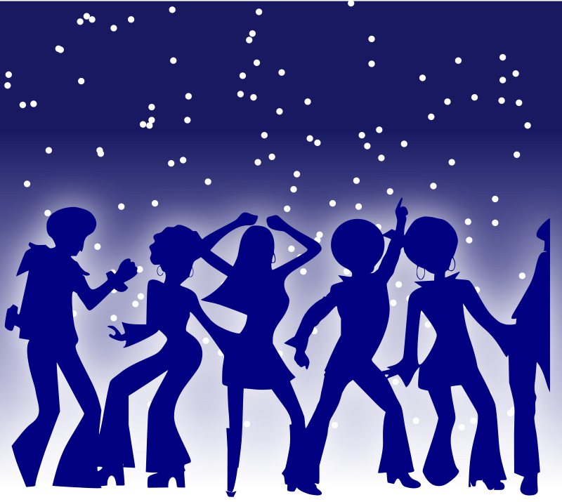 Free party graphics of. People clipart celebration