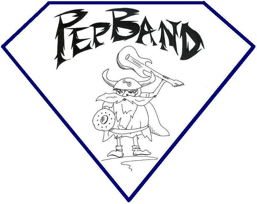 Home. Band clipart pep band