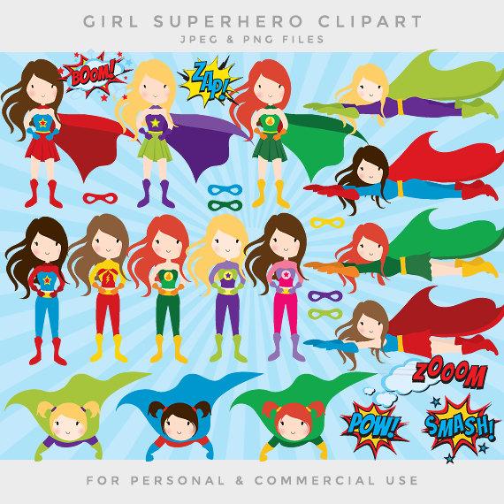 Band clipart superhero. Clip art girl female
