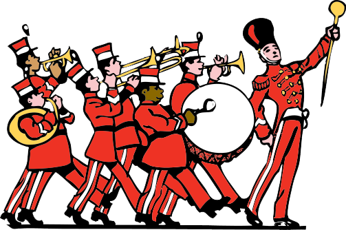 Band clipart transparent. Png images free download