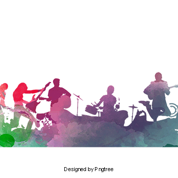 Rock png psd and. Band clipart vector