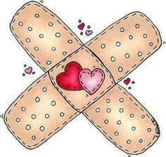 Bandaid clipart. Adhesive bandage band aid