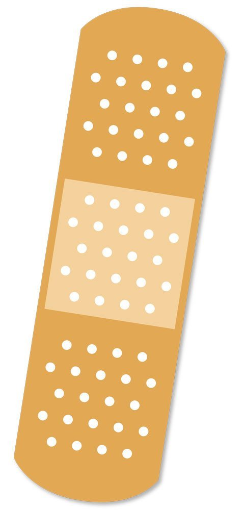 Cilpart strikingly inpiration big. Bandaid clipart
