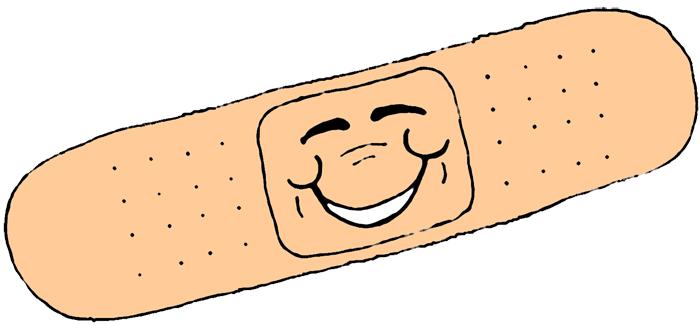Band aid clip art. Bandaid clipart animated