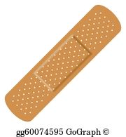 Bandaid clipart colorful, Bandaid colorful Transparent ...