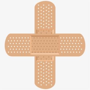 Bandaid clipart cross. Band aid clip art