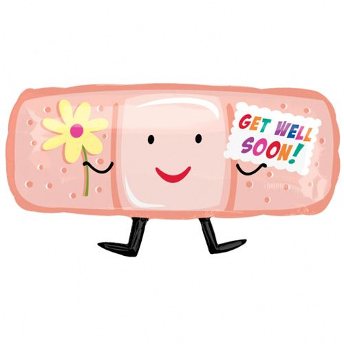 Bandaid clipart get well.  best soon images
