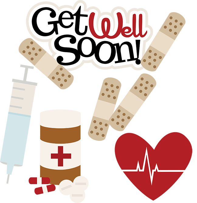 Bandaid clipart get well. Soon bandage and damage