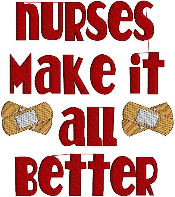 Bandaid clipart nursing.  best nurse clip