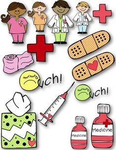 Nurse s office clip. Bandaid clipart nursing