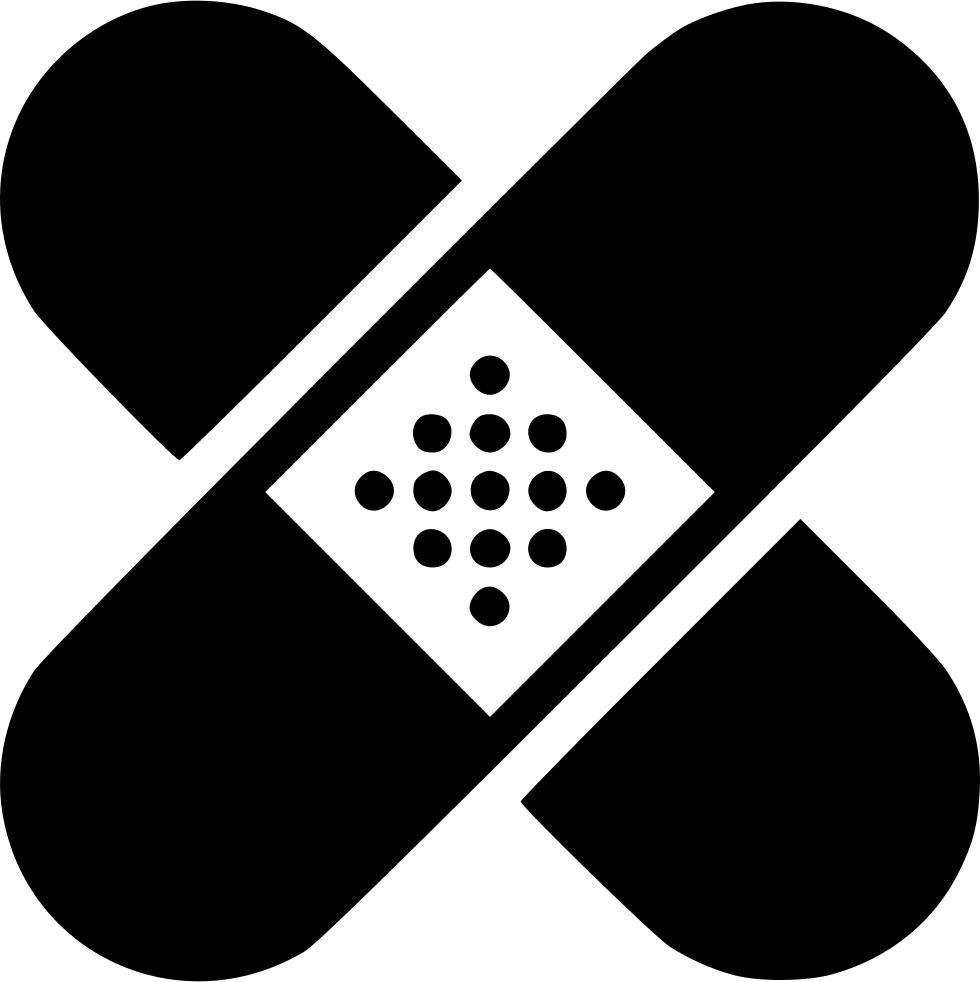 Bandaid clipart symbol, Bandaid symbol Transparent FREE ...