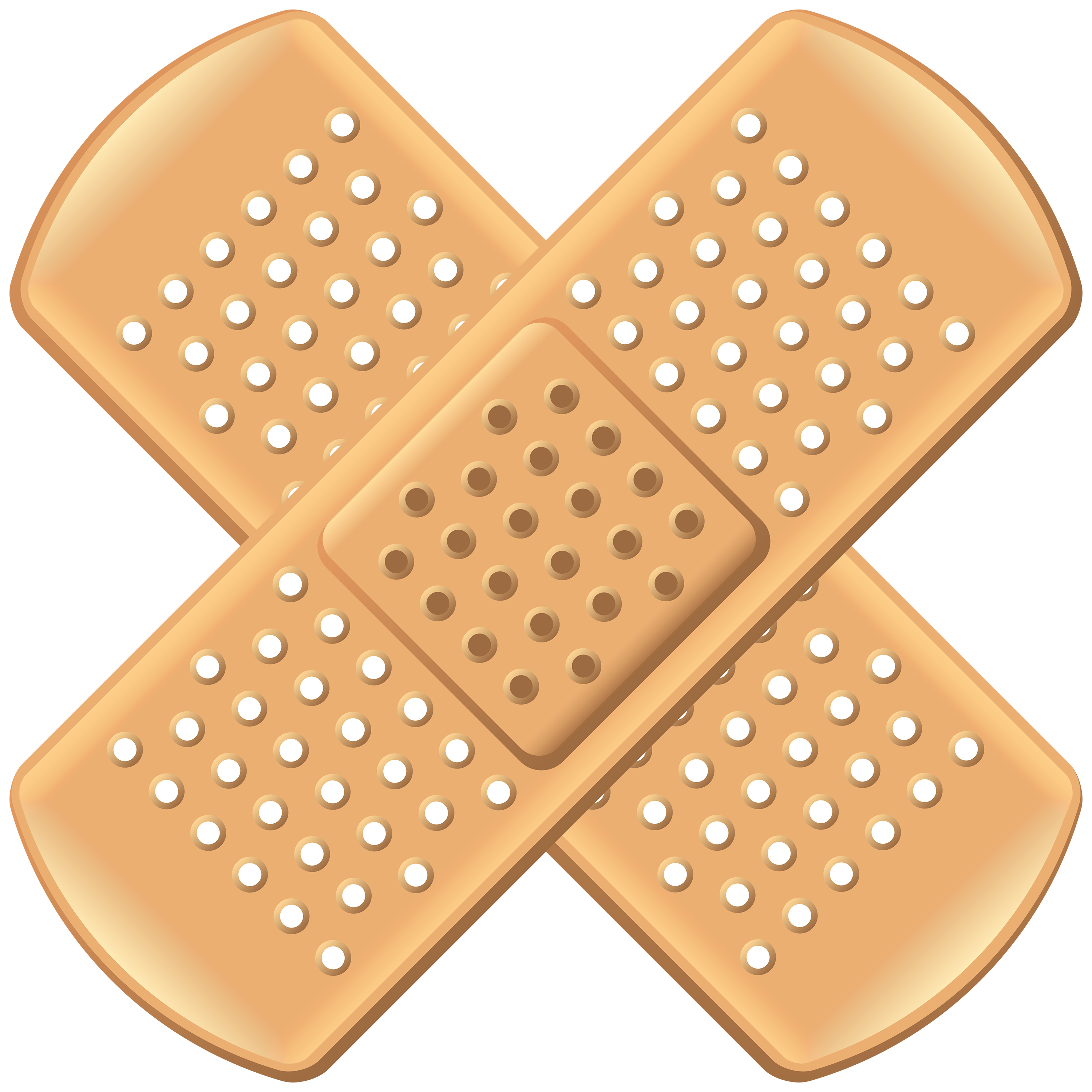 Nuts clipart head. Bandage group png best