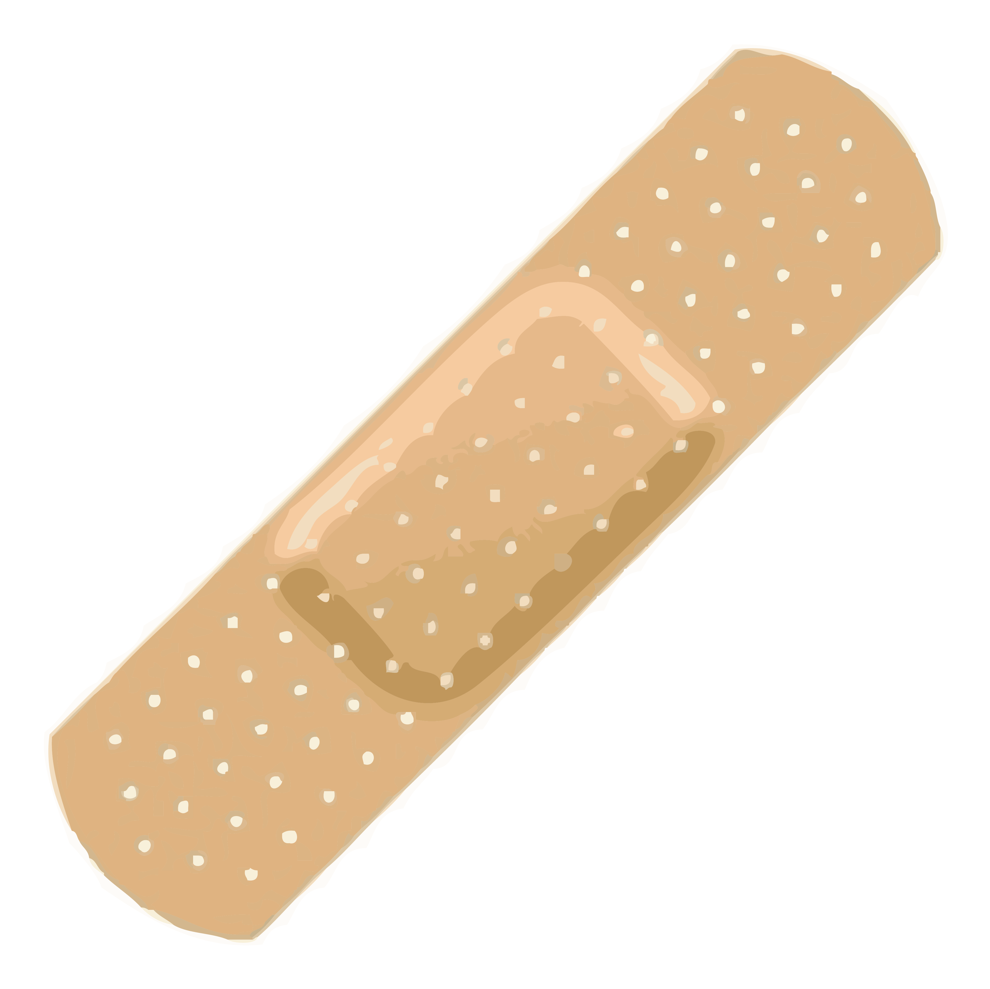 Bandaid clipart transparent background.  collection of band