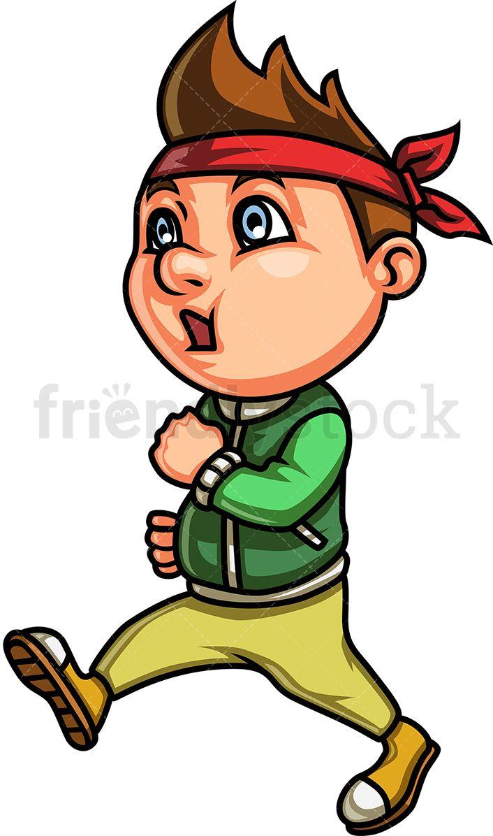 Tired clipart walk. Kid power walking working