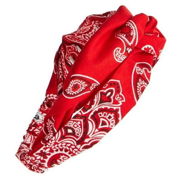 Bandana clipart bandana headband.  best my polyvore