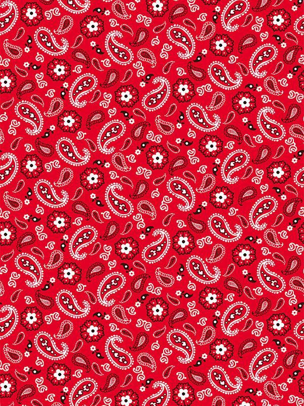 Bandana clipart bandana print. Collection red wallpaper simple