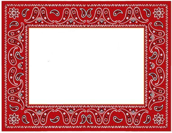 Free cliparts printable download. Bandana clipart banner