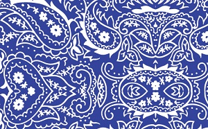 Bandana clipart blue bandana. Free cliparts download clip