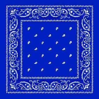 Background tom s birthday. Bandana clipart blue bandana