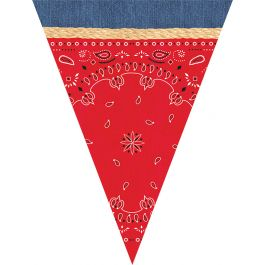 Bandana clipart bunting. Party flags the cupboard