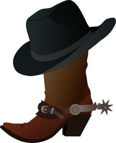 Free clip art toy. Bandana clipart cowboy hat