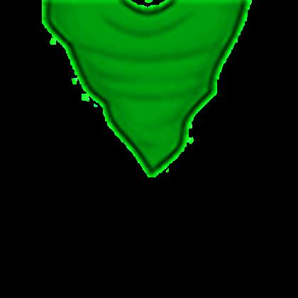 Roblox . Bandana clipart green bandana