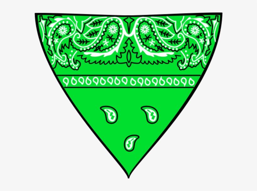 Bandana clipart green bandana. Red cliparts png transparent