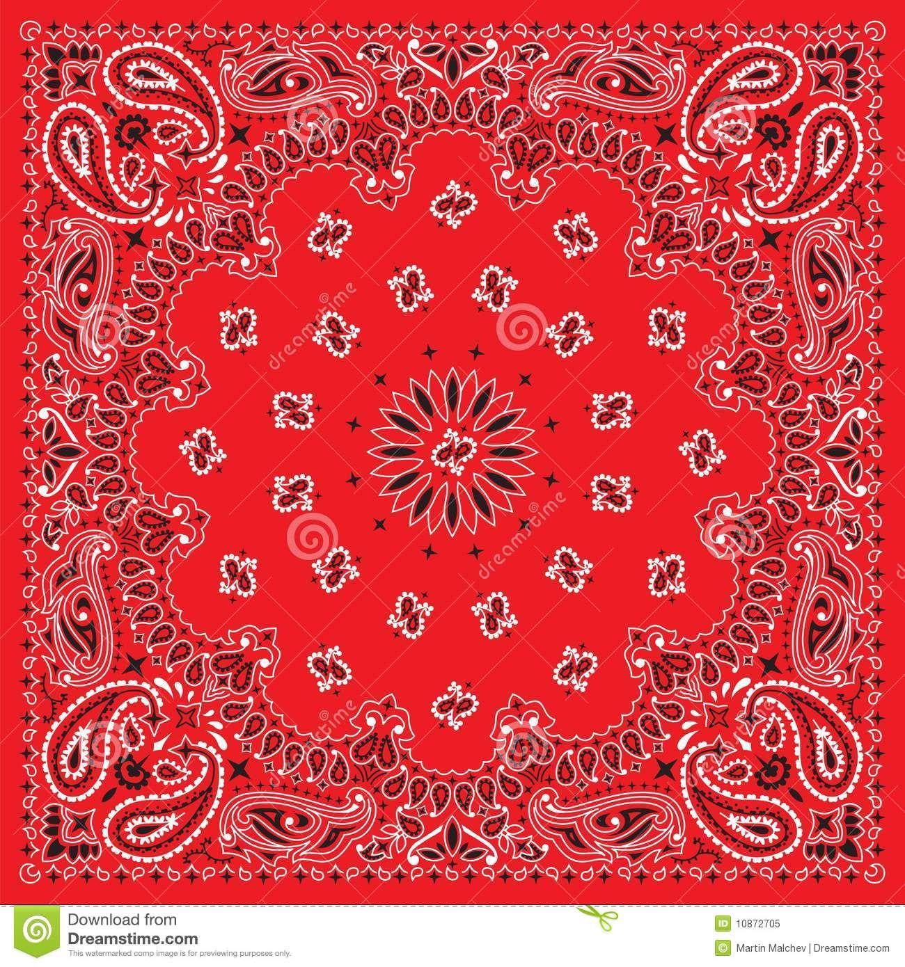 Illustration about colors you. Bandana clipart hankerchief