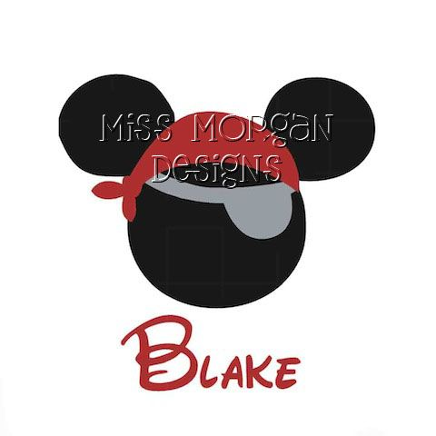 Bandana clipart mickey pirate. Disney pinterest