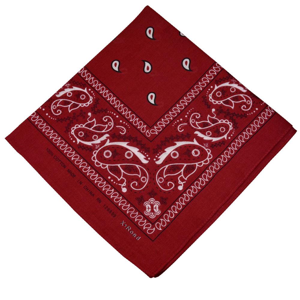Bandana clipart orange bandana.  cotton paisley double