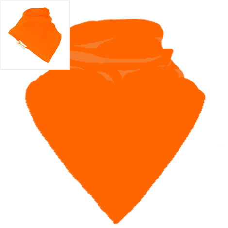 Bandana clipart orange bandana. Personalised plain bib bibs