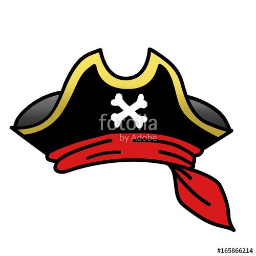 Free download best . Bandana clipart pirate hat