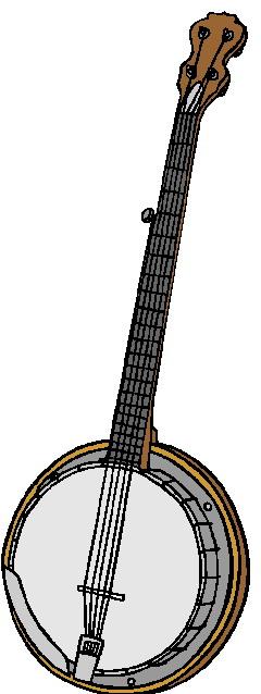 Banjo clipart. Free cliparts download clip