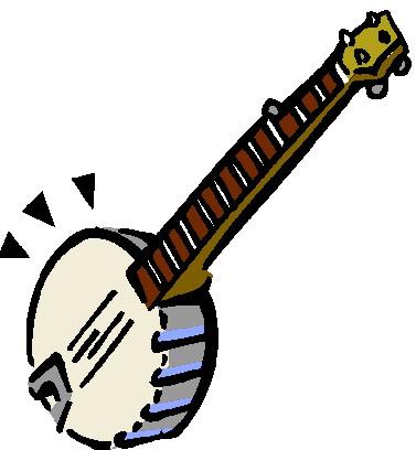 Free cliparts download clip. Banjo clipart