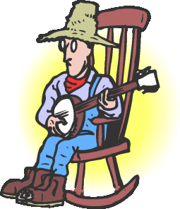 Banjo clipart banjo player. Clip art panda free
