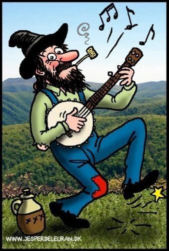 best fun images. Banjo clipart banjo player
