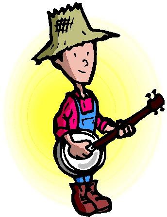 Banjo clipart banjo player. Free cliparts download clip