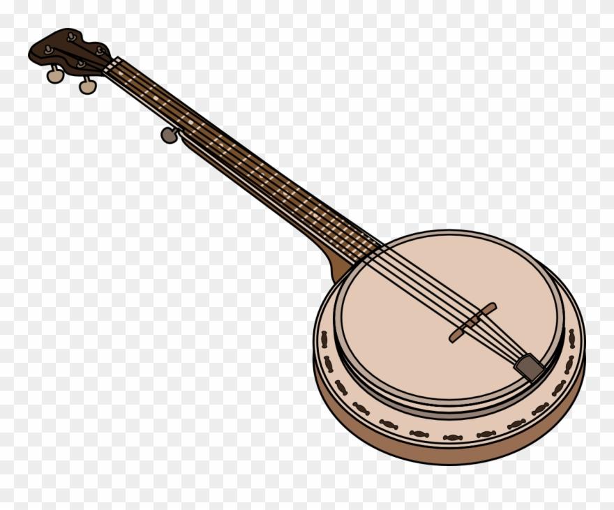 banjo clipart bluegrass