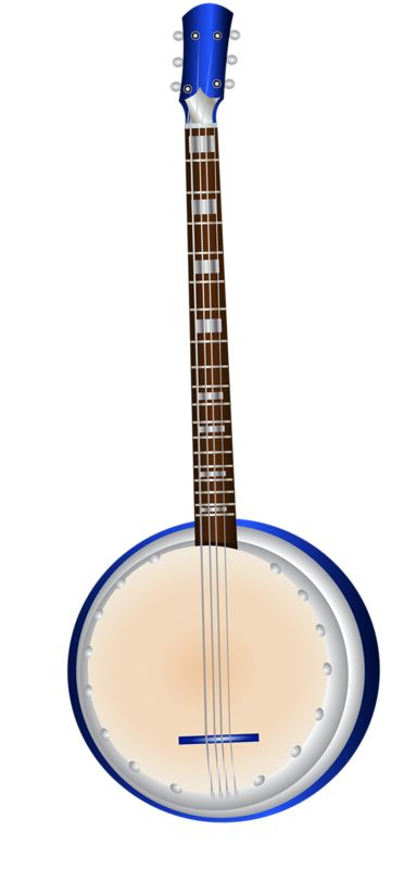 Banjo clipart classical music instrument.  best pracovn listy