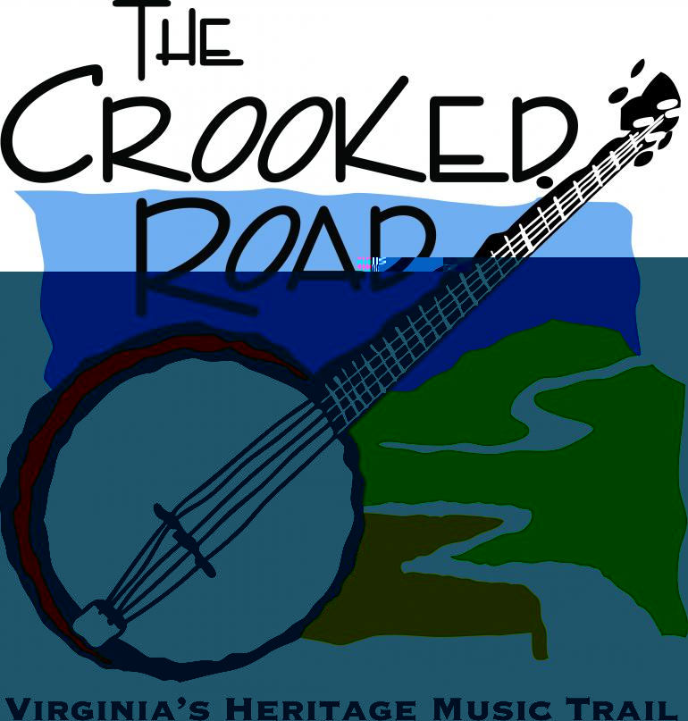 Banjo clipart country music. The crooked road virginia