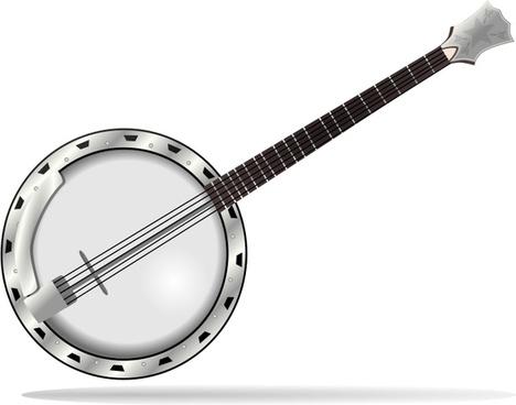 banjo clipart ektara