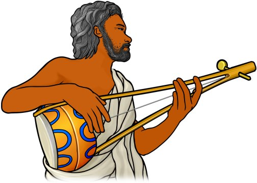 Banjo clipart ektara. String instruments gopichant gopichantektara