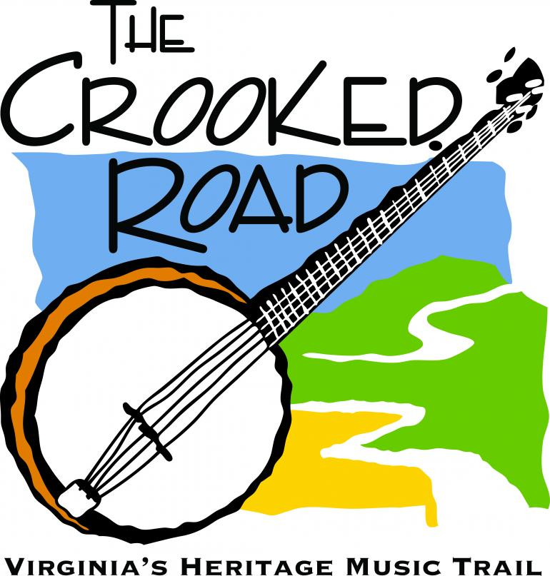 Banjo clipart hillbilly music. The crooked road virginia