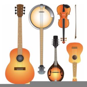 Guitar fiddle free images. Banjo clipart mandolin
