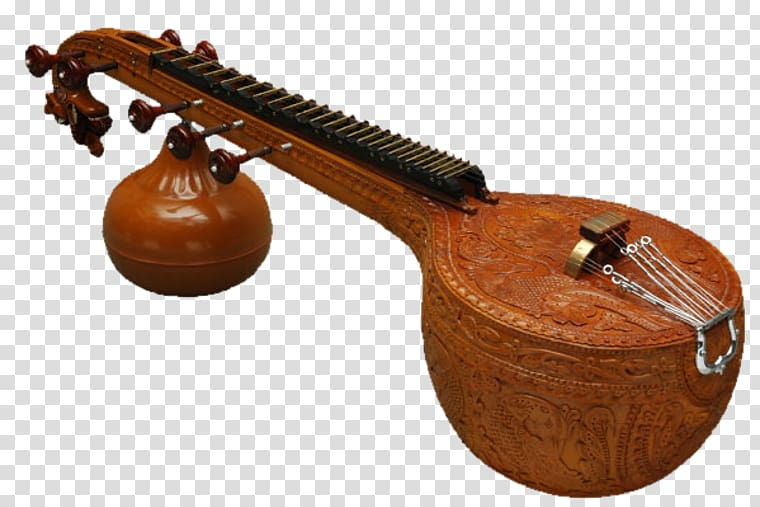Musical instruments string . Banjo clipart saraswati veena