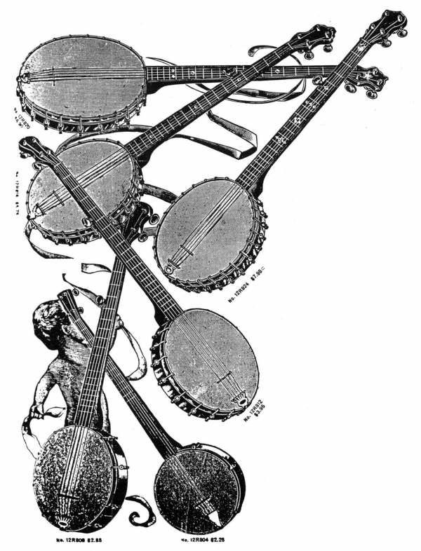 best images on. Banjo clipart simple